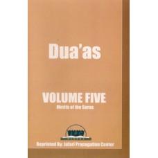 DUA'AS VOLUME FIVE