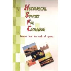 HISTORICAL STORIES FOR CHILDREN